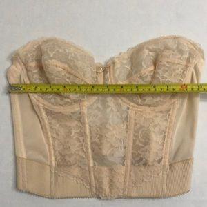 Henson Kickernick Intimates & Sleepwear - Henson Kickernick Bustier Strapless Bra 36 C